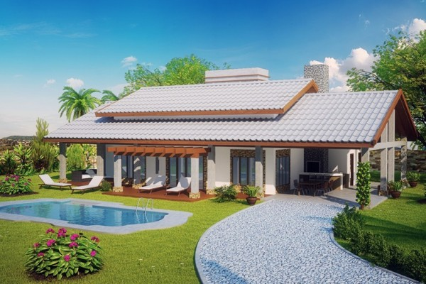 Casa de Campo Minas Gerais - Cod. 400