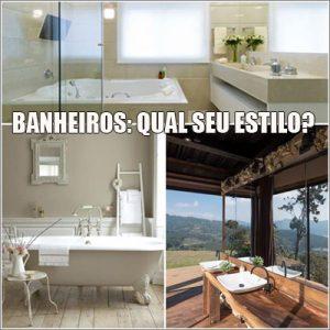Banheiros: dicas e ideias para seu o projeto