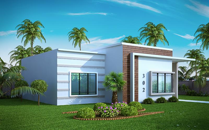 Planta de casa recife 2 quartos de solteiro e 1 quarto de for Fachadas de casas modernas de 2 quartos