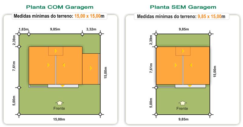 terreno- planta de sobrado-rio-de-janeiro