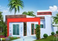 308 - Plantas e Fachadas de casas - Sorocaba