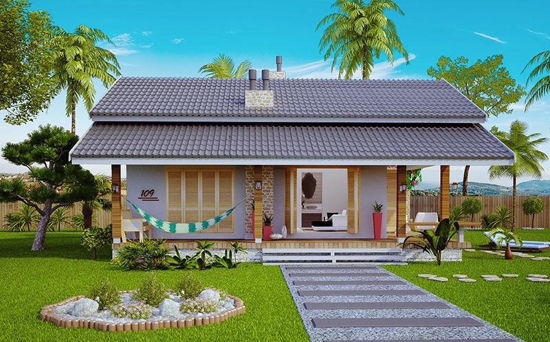 Casa niteroi modelo loft para praia ou campo - Modelos de casas de campo ...