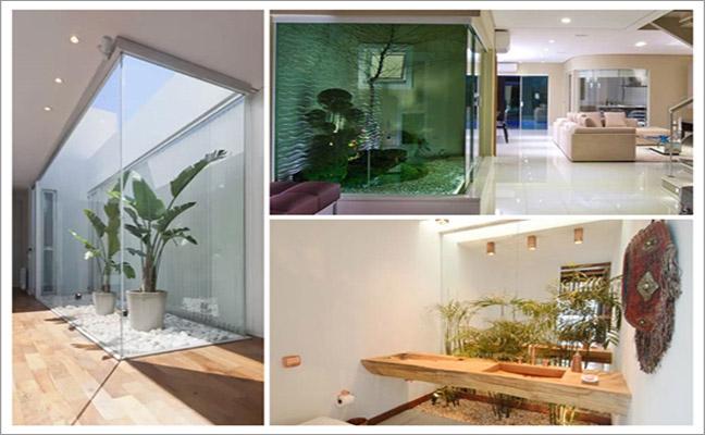 Sua casa moderna e diferente 5 ideias do que fazer para for Casa moderna 100m2