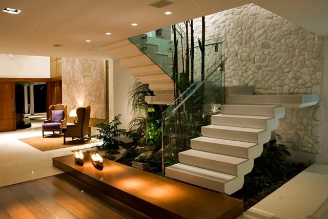 5 ideias para deixar sua casa moderna e diferente for Ambientes interiores de casas