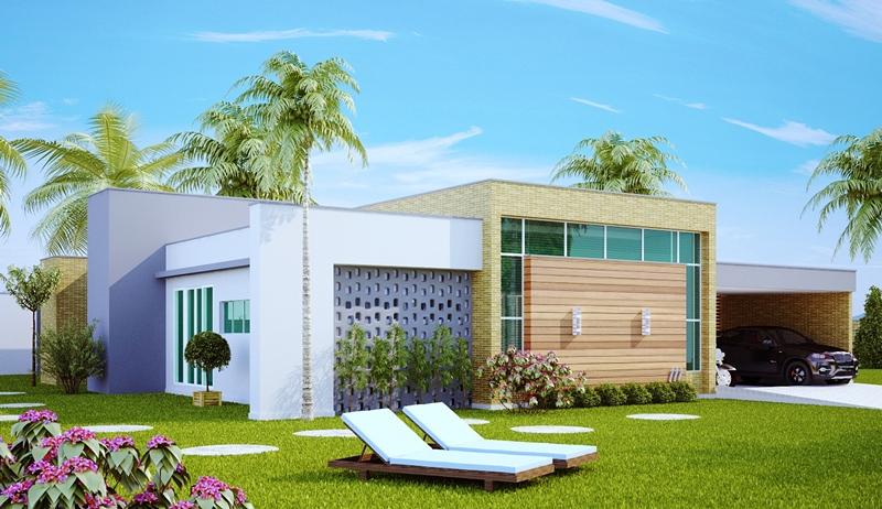 Casa uberlandia 4 quartos com suite master piscina e for Modelos de casas grandes