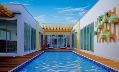 planta-de-casa-moderna-piscina