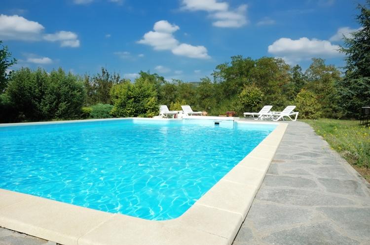 Quer uma piscina em sua nova casa saiba um pouco mais for Plantas para piscinas