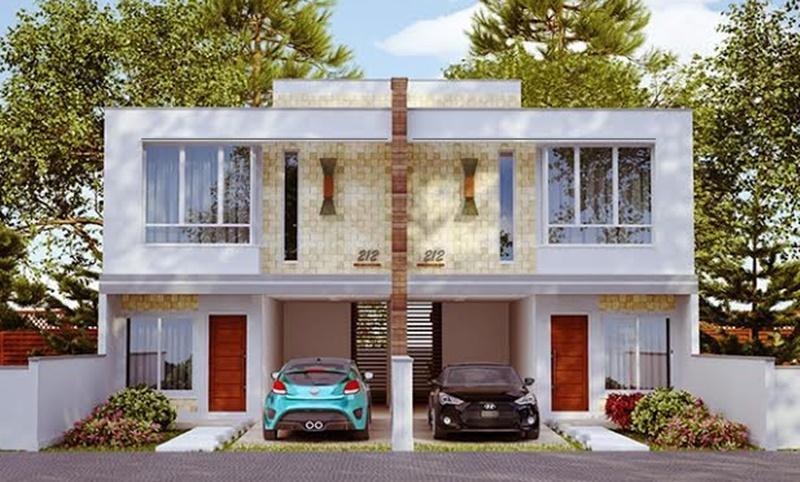 Decoração e Projetos – Plantas de casas pequenas com 2