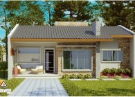 304A - plantas de casas - front 1