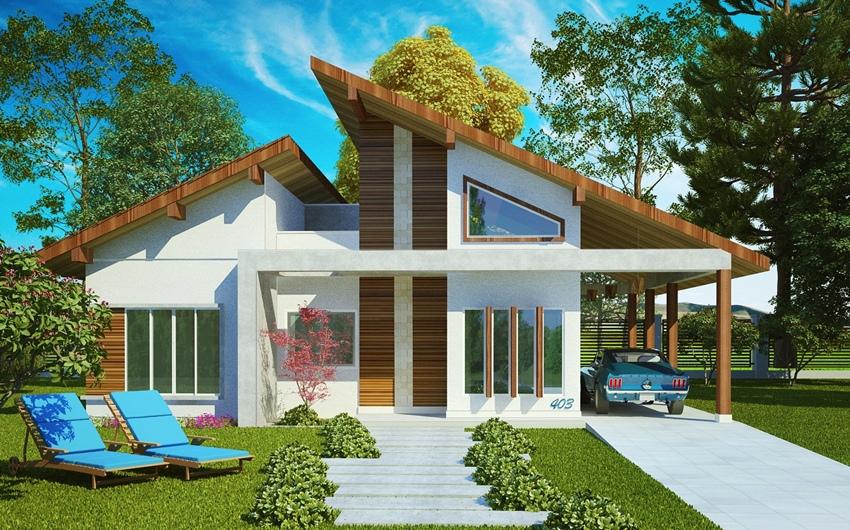 Casa porto velho com 4 quartos suite e 2 vagas de garagem for Casa con grande garage