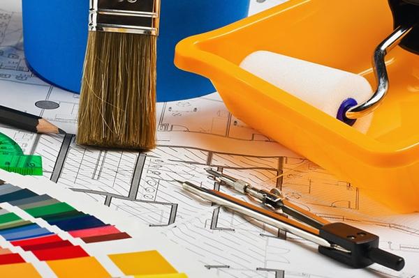 Pintura de casas - tintas e cores