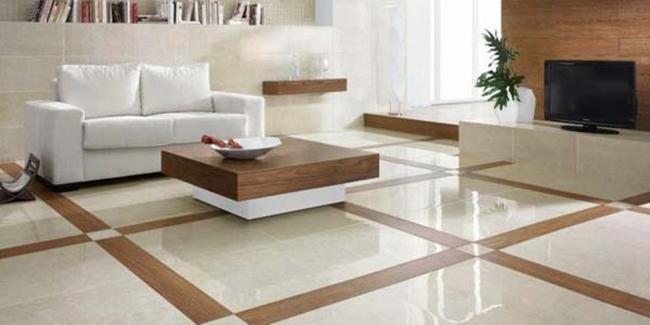 piso ceramico mosaico madeira