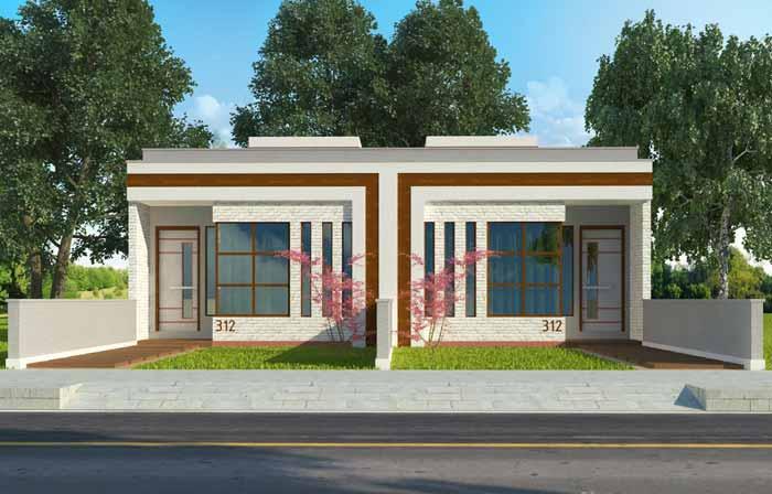 Porches de casas pequeas fotos de fachadas de casas for Porches de casas pequenas