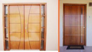 Janelas e portas de alumínio ou madeira – o que é melhor?